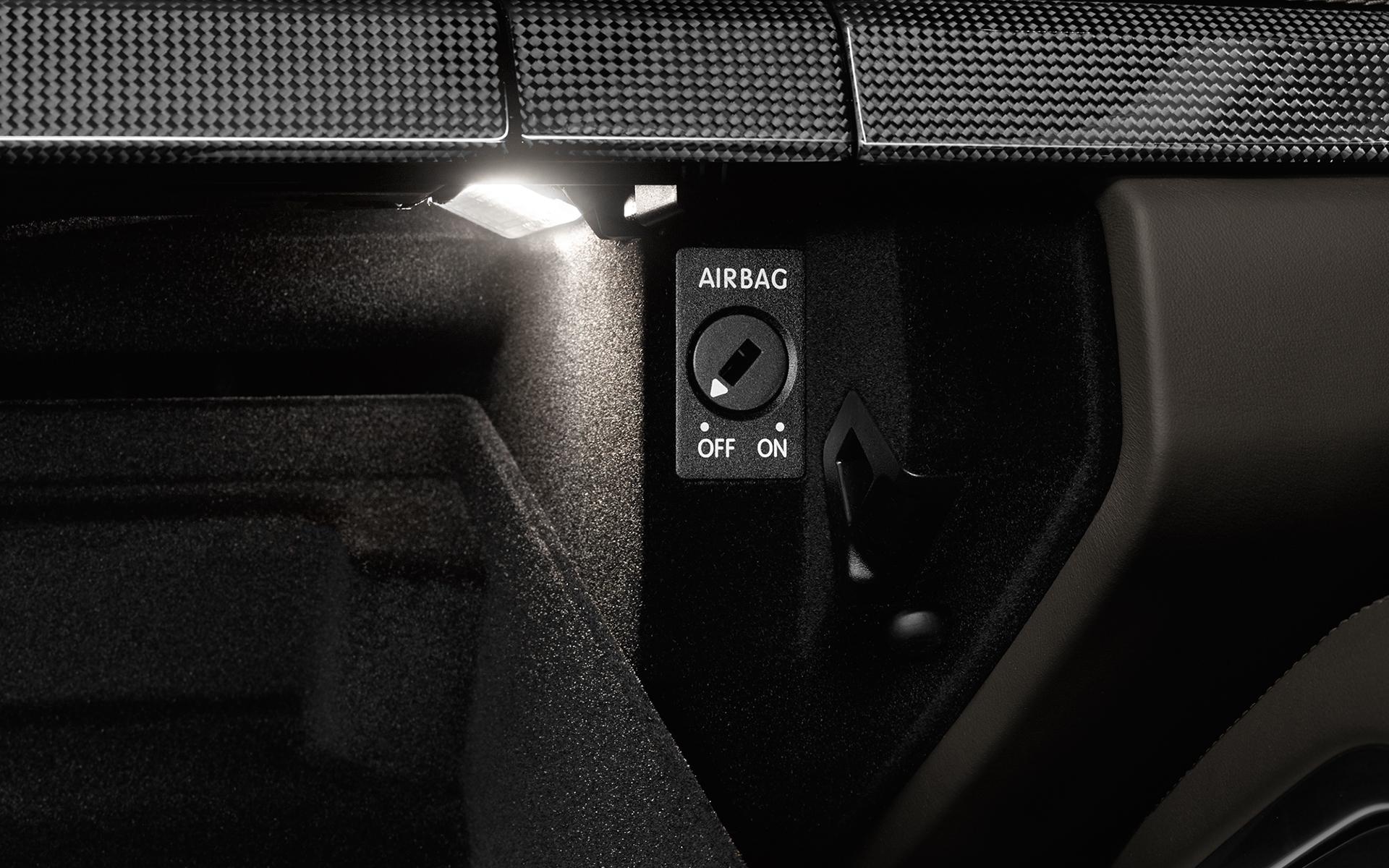 Porsche Diesel Beifahrersitz